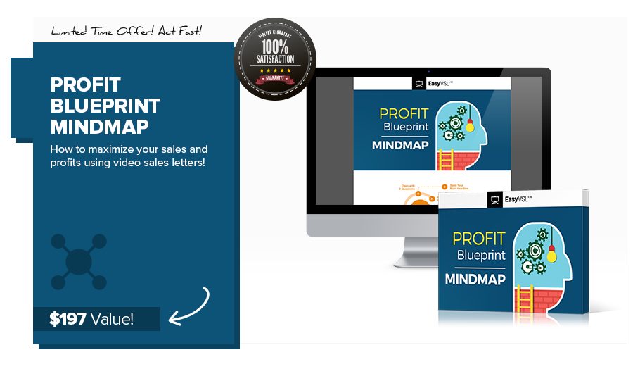 VSL Profit Blueprint Mind Map